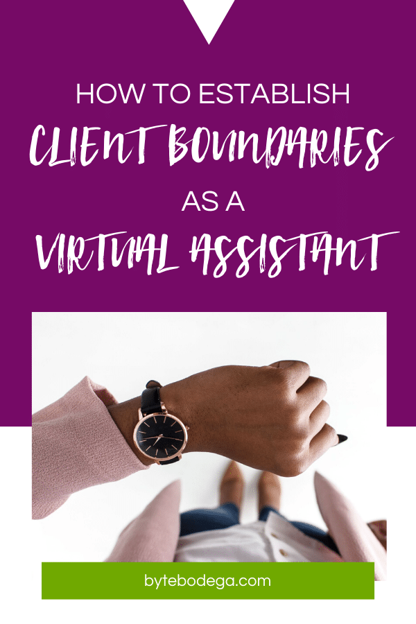 What to include in your virtual assistant welcome packet | Byte Bodega